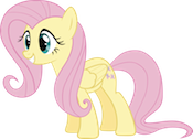 Fluttershy by squishyapple