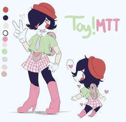 Toy! Mettaton  by MLPastaFan