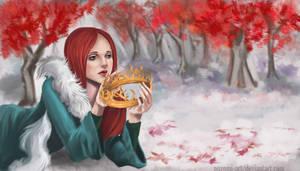 Sansa Stark by Nozomi-Art