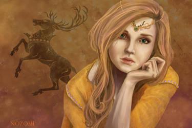 Myrcella Baratheon by Nozomi-Art