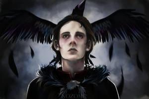 Bran Stark | Game of Thrones by Nozomi-Art