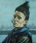 The Girl with the Dragon Tattoo by JeremyOsborne