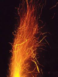 Fire Sparks by Lexxa24