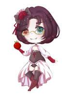 Request: CrimsonVampiress by Erime-chan