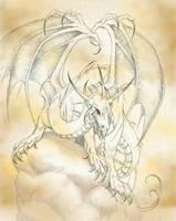 Draco a Watermark by Zanne
