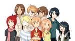 Happy 2nd Annversary, Northern District! by Piss-kun