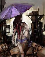 Dead City by bloodrizer