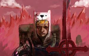 Grimdark Time by bloodrizer
