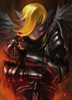 Derpy Souls by bloodrizer