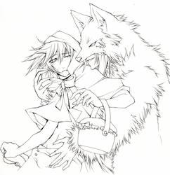 Beware the Wolf by MAH119