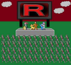97. Team Rocket by BeeWinter55