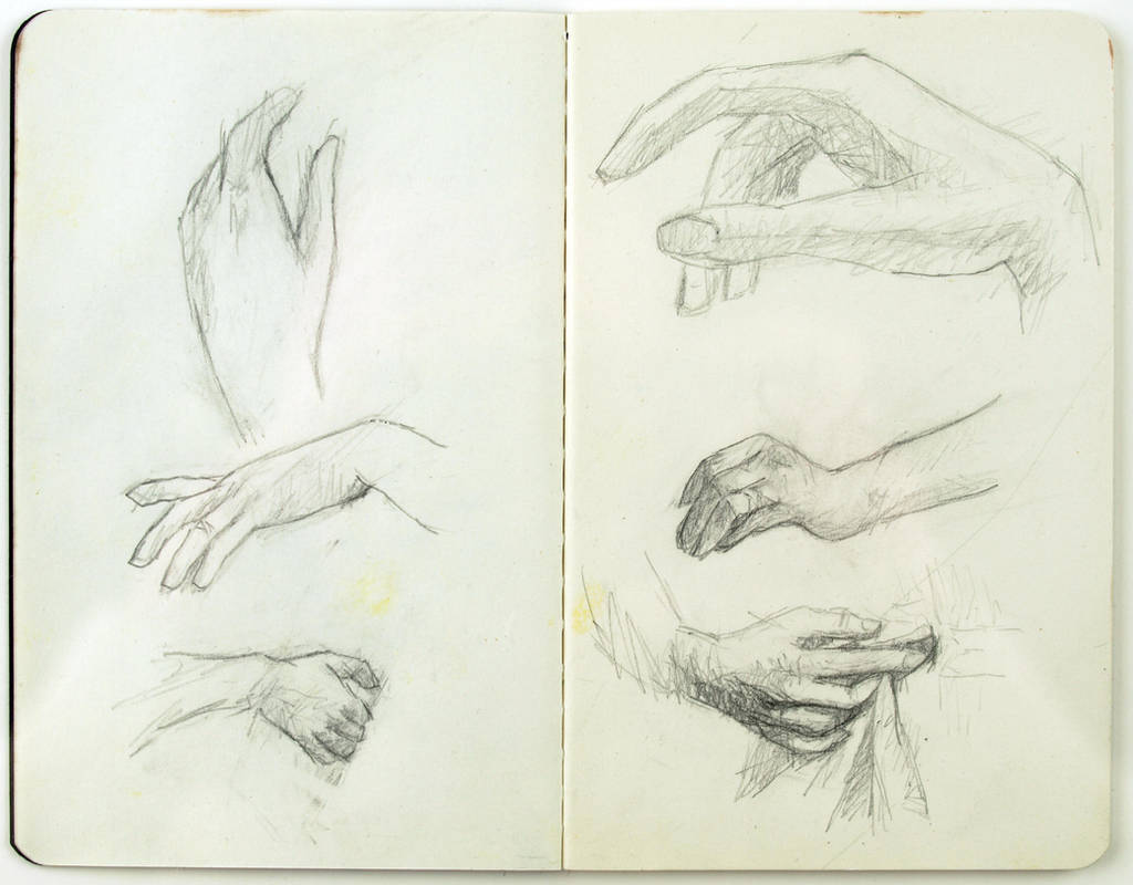 Hands by coiplet