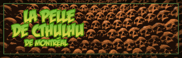 la pelle de Cthulhu halloween 2015 by Animarcus