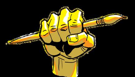 Comicontest logo by Animarcus