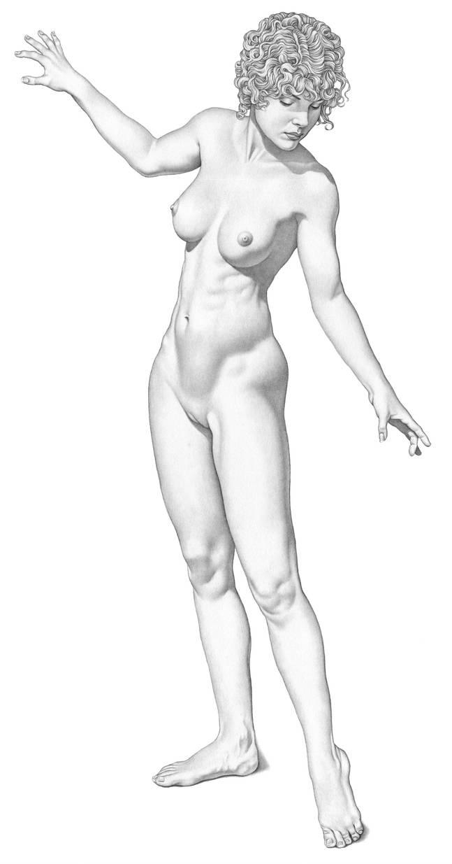 Naked Flapper by MarkBlanton