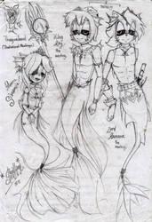 Introducing : Thaqualand Royal Family by Slappymarryellen