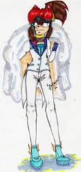Redo pose no.1 : The Groomsman of King Nattapol by Slappymarryellen