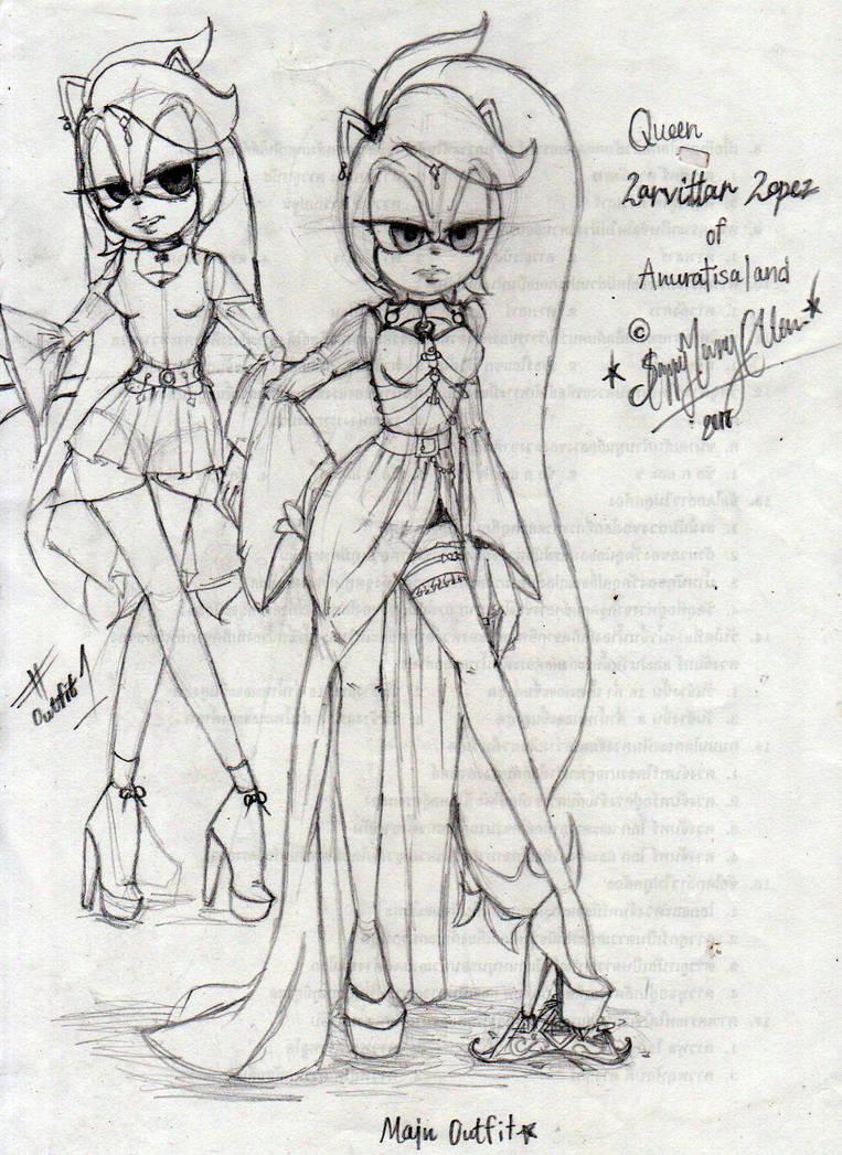 Intro : Queen Larvittar Lopez of Anuratisaland by Slappymarryellen
