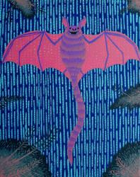 flight of the fox bat by vonnbriggs