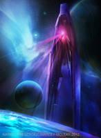 Karmic Presence by thraxllisylia