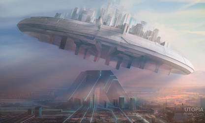 Utopia by thraxllisylia