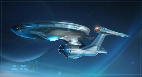 USS Te KAHA by thraxllisylia