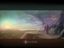 Beckoned-Final-wallpaper by thraxllisylia