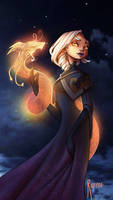 Mage by Rigrena