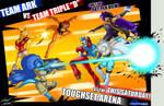 CE, Team ARK vs Team Triple D by Toughset