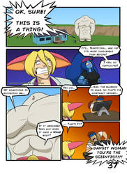 The Advent of Blobdog 37 by Toughset