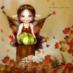 an autumn wind blows by Dani3D