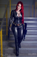 Black Widow by Vitor-Silveira