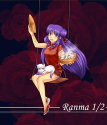 Ranma - Shampoo by afuji