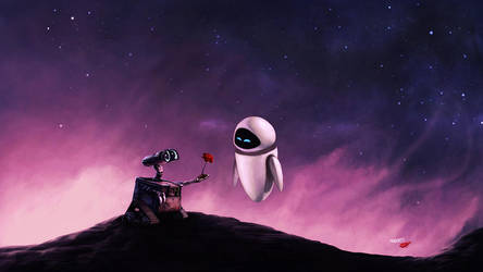 Wall-E by UVER