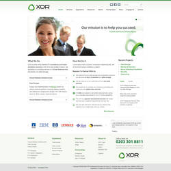 Xor Professional Services by F-l-a-g