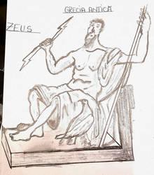 zeus by Woblik