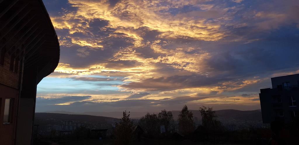 the sun by Woblik