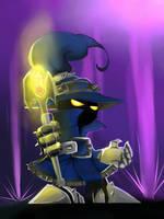 Veigar - League of legends by Ikinari