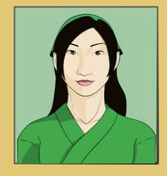 Yoritomo Tani WIP by AnkaaSummers