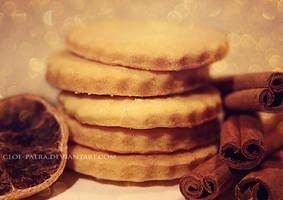 christmas cookies by cloe-may