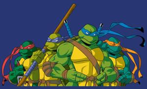 Teenage Mutant Ninja Turtles by UnLiKELy-DEgrEE