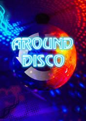 Disco Around flyer by damid