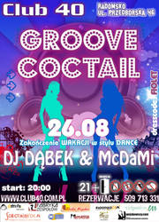 Groove coctail - Club40 by damid