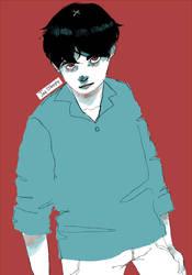 DEMON: Boy? by JayISleepy