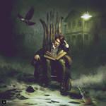 The Raven - Edgar Allan Poe by Black-B-o-x