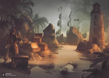 Pirates by Black-B-o-x