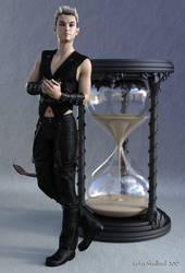 Tieflings and Time: Corzipan by LukaSkullard