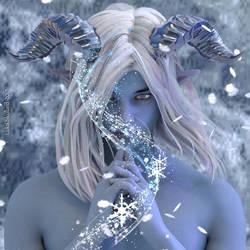 Winter Magic by LukaSkullard