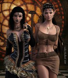 Sisters (2019) by LukaSkullard