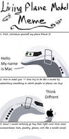 Living Plane meme. by MacThePlaneh